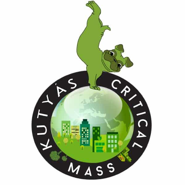 Kutyás Critical Mass borítókép - ZöldEB Egyesület