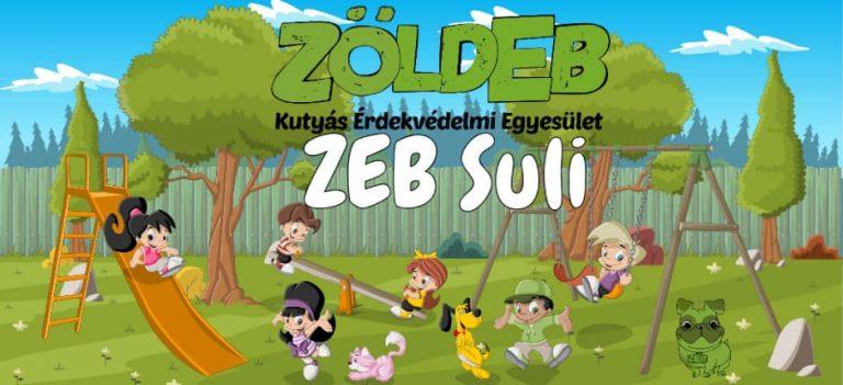 ZEB Suli Program - ZöldEb Egyesület